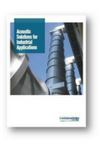 Acoustic Solutions and Materials for Industrial Applications