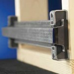 Acoustic Wall Solutions Isomax Clips
