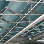 acoustic ceiling products baffles