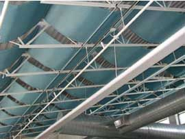 Kinetics Wave Acoustic Ceiling Baffles