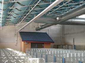 Kinetics Wave Acoustic Ceiling Baffles 2
