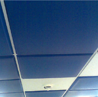 SuperPhon Acoustic Ceiling Tiles 1