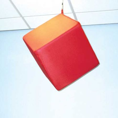 SuperPhon Acoustic Cubes Red