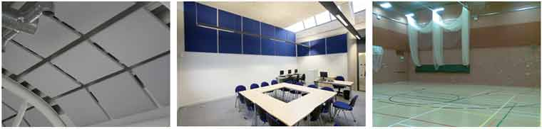 superphon acoustic wall panels case studies