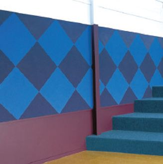 vertiface sound absorption panels