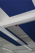 SuperPon Suspended Absorbers