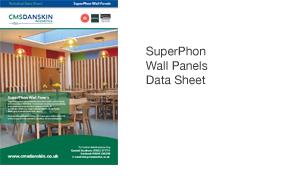 SuperPhon Wall Panels Data Sheet.pdf