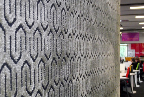 Fabric Acoustic Wall Panels 2