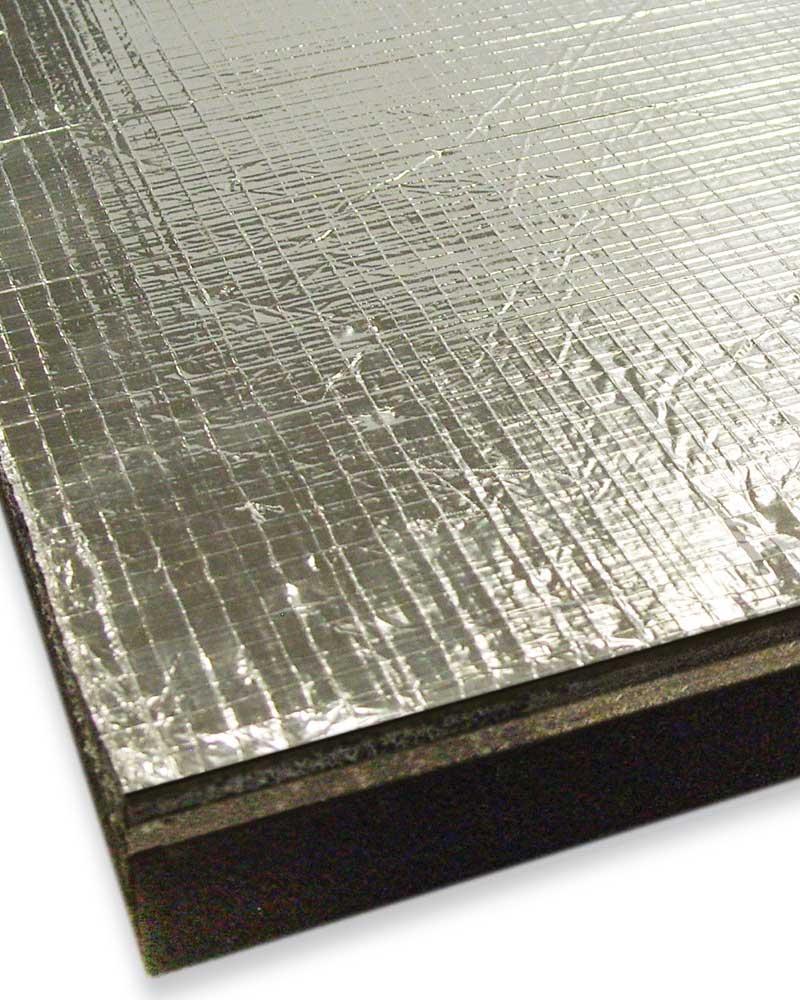 Acoustic Foam Laminate Lagging Barrier