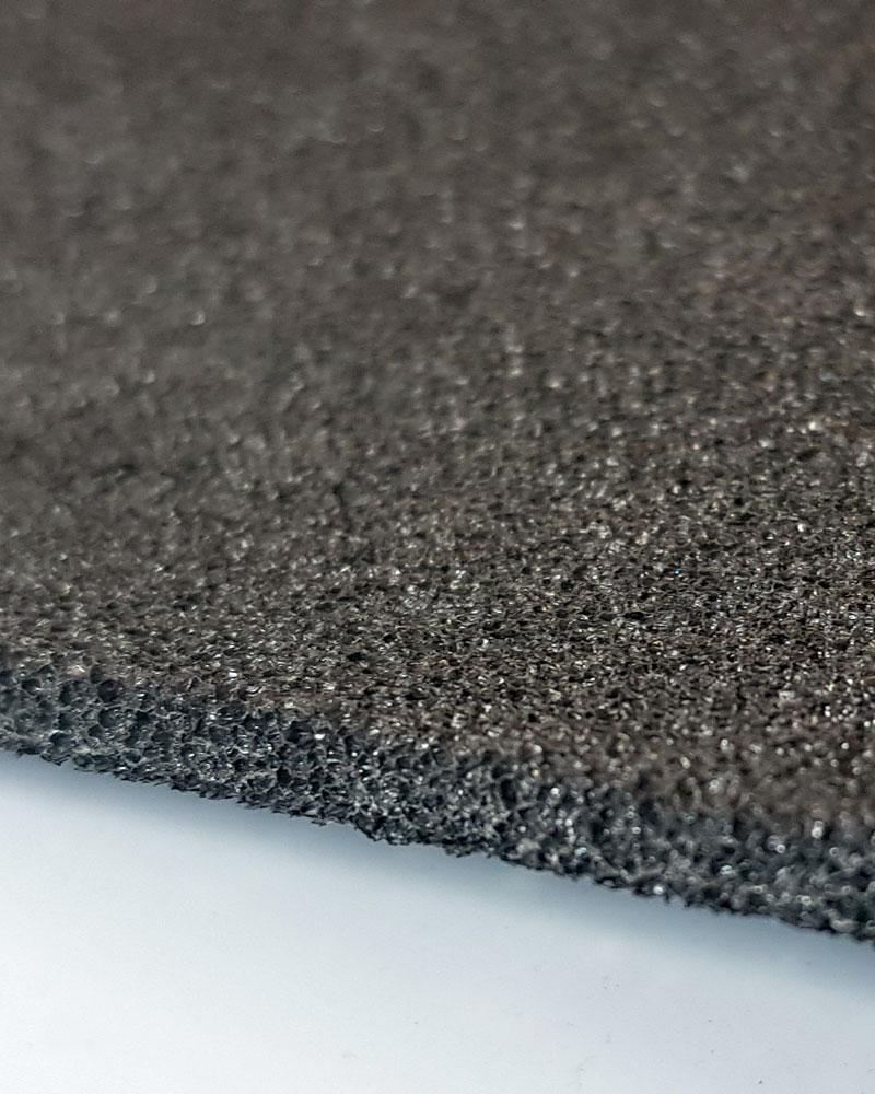 Soundlay Foam Underscreed Material Edge Detail