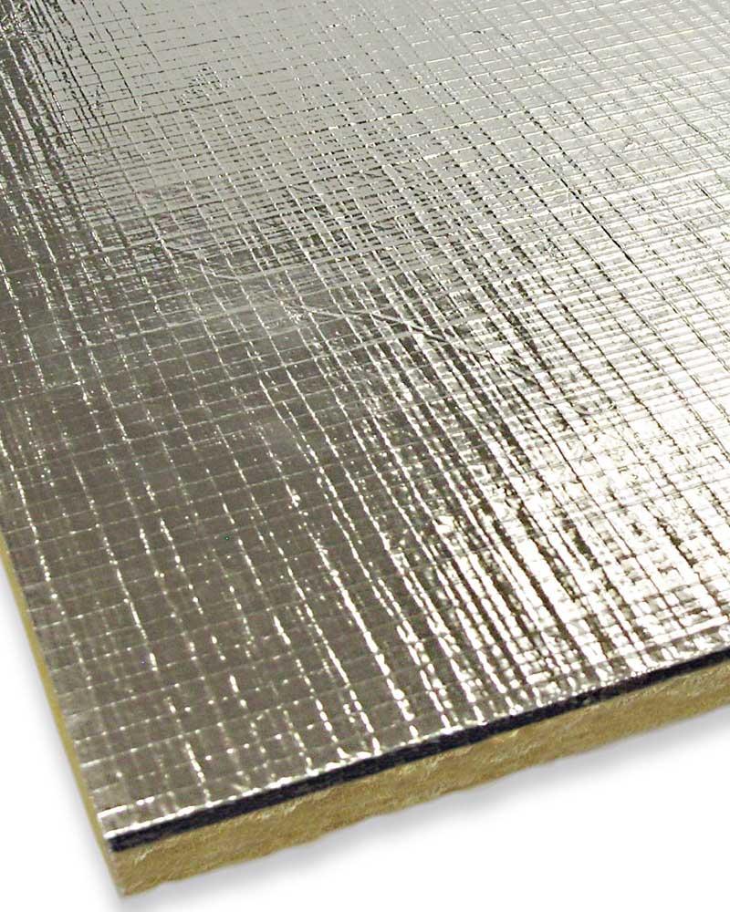 Superlag Prime Acoustic Laminate for Industrial Ductwork