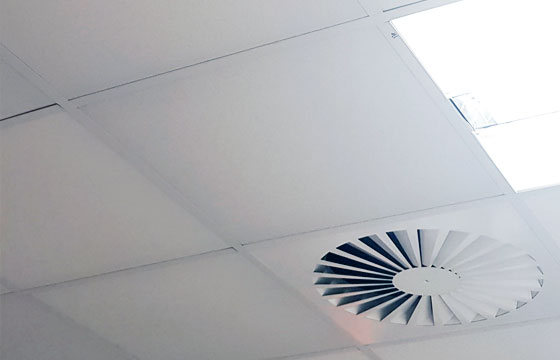 SuperPhon Acoustic Ceiling Panel