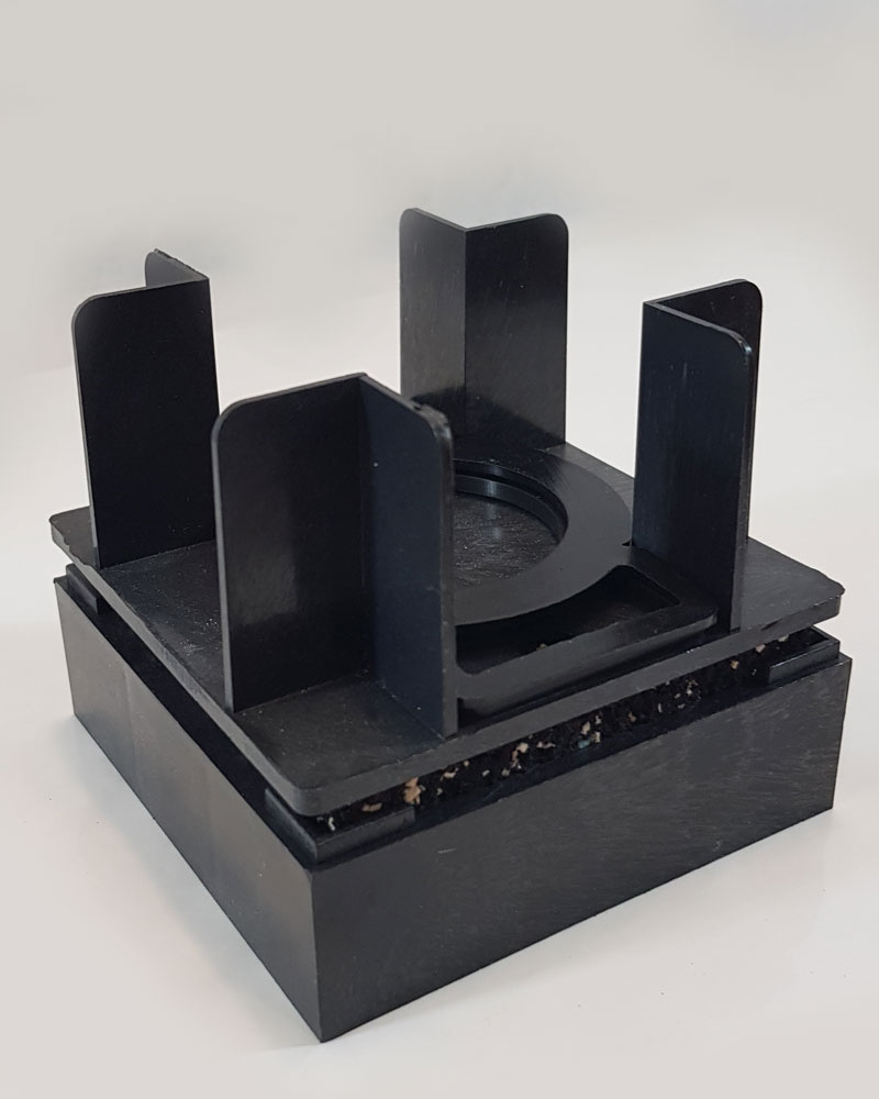 Complete Acoustic Saddle System