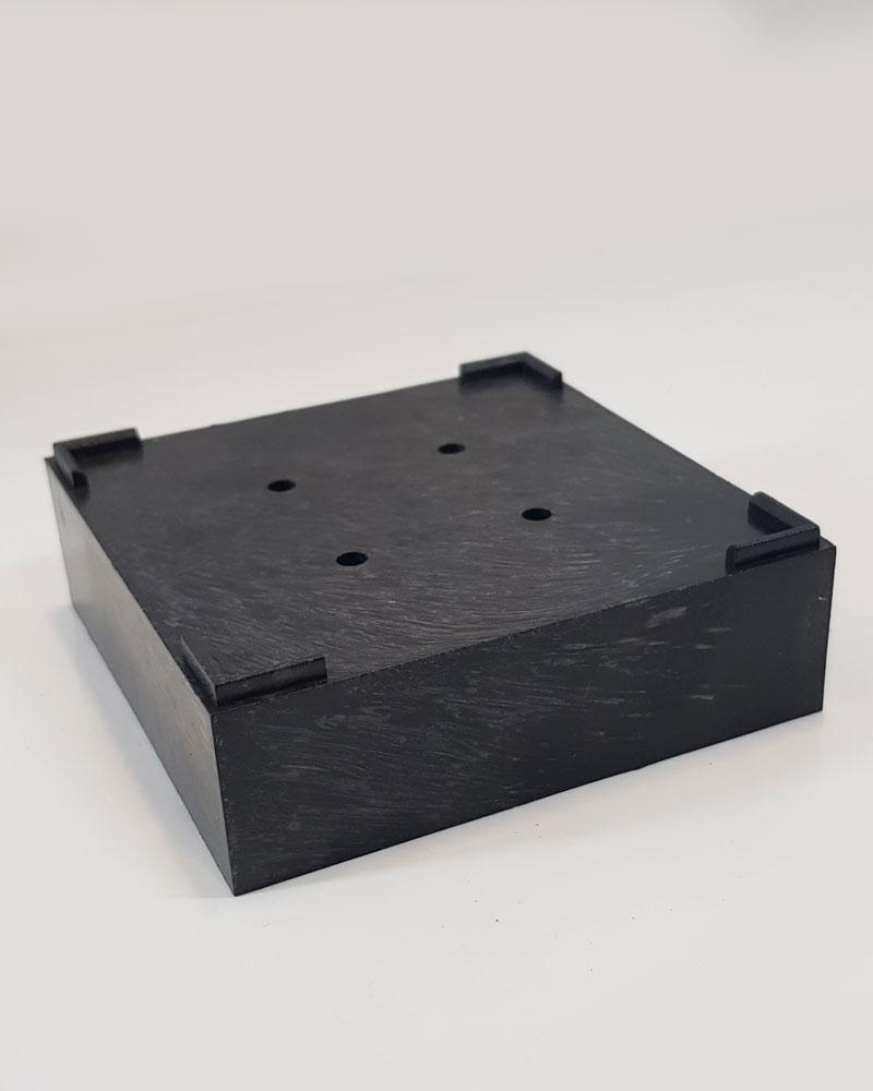 Elevating Block for Acoustic Saddle System