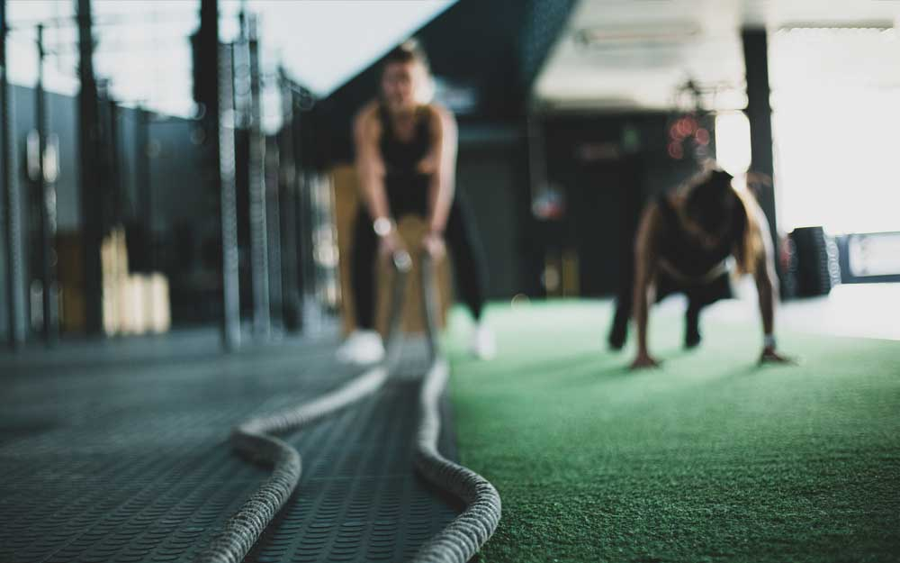 Flooring for Functional Training Areas